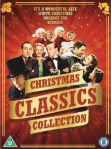 Christmas Classics Collection, DVD DVD