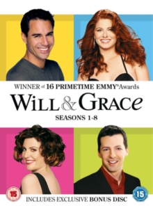 Will and Grace: The Complete Will and Grace, DVD DVD
