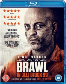 Brawl in Cell Block 99, Blu-ray BluRay