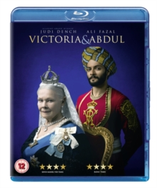 Victoria and Abdul, Blu-ray BluRay