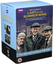 Last of the Summer Wine: The Complete Collection, DVD DVD