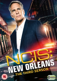 NCIS New Orleans: The Third Season, DVD DVD