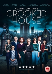 Agatha Christie's Crooked House, DVD DVD
