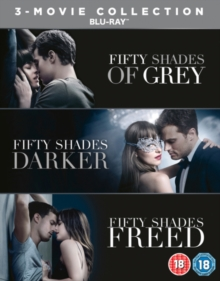 Fifty Shades: 3-movie Collection, Blu-ray BluRay