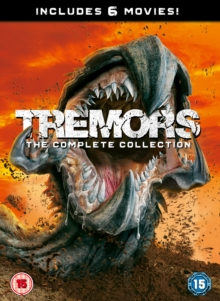 Tremors: The Complete Collection, DVD DVD