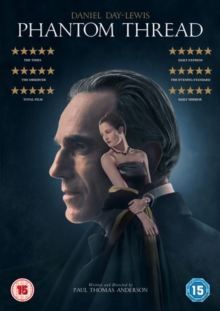 Phantom Thread, DVD DVD
