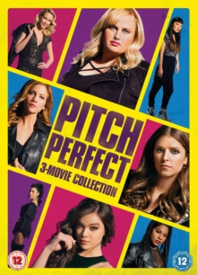 Pitch Perfect Trilogy, DVD DVD