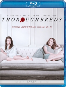 Thoroughbreds, Blu-ray BluRay