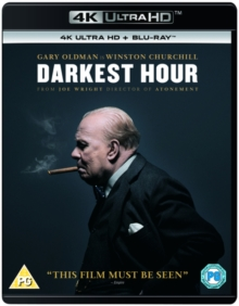 Darkest Hour, Blu-ray BluRay