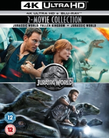 Jurassic World/Jurassic World - Fallen Kingdom, Blu-ray BluRay