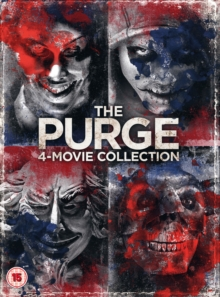 The Purge: 4-movie Collection, DVD DVD
