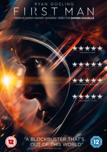 First Man, DVD DVD