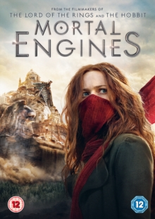 Mortal Engines, DVD DVD