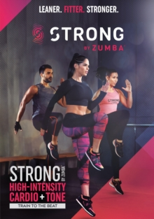 Strong By Zumba, DVD DVD