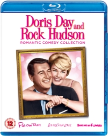 Doris Day and Rock Hudson Romantic Comedy Collection, Blu-ray BluRay