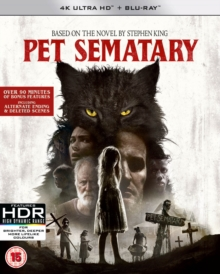 Pet Sematary, Blu-ray BluRay