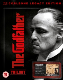 The Godfather Trilogy, Blu-ray BluRay