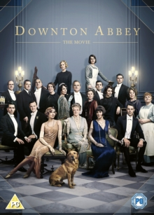 Downton Abbey the Movie, DVD DVD