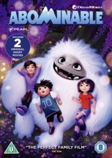 Abominable, DVD DVD