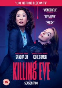 Killing Eve: Season Two, DVD DVD