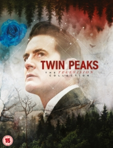 Twin Peaks: The Television Collection, Blu-ray BluRay