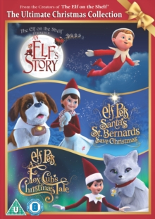 The Elf On the Shelf: The Ultimate Christmas Collection, DVD DVD