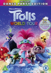 Trolls World Tour, DVD DVD