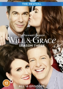 Will and Grace - The Revival: Season Three - The Farewell Season, DVD DVD