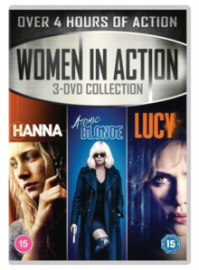 Women in Action Triple Collection, DVD DVD