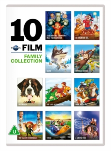 10 Film Family Collection, DVD DVD