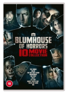 Blumhouse of Horrors 10-Movie Collection, DVD DVD