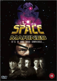 Space Marines, DVD  DVD