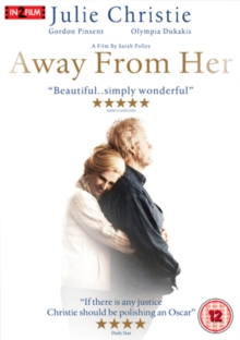 Away from Her, DVD  DVD