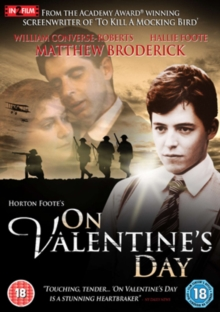 On Valentine's Day, DVD  DVD