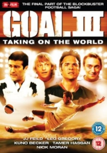 Goal! III - Taking On the World, DVD  DVD