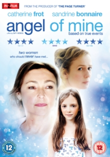 Angel of Mine, DVD  DVD