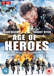 Age of Heroes, DVD  DVD