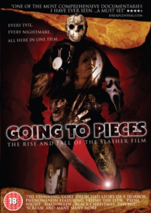 Going to Pieces - The Rise and Fall of the Slasher Film, DVD  DVD