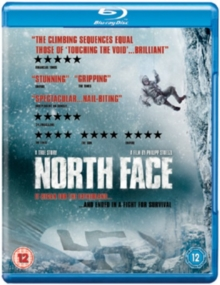 North Face, Blu-ray  BluRay