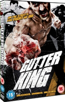 Gutter King, DVD  DVD