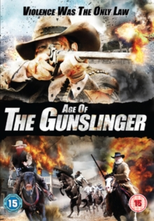 Age of the Gunslinger, DVD  DVD