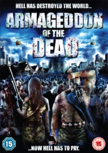 Armageddon of the Dead, DVD  DVD