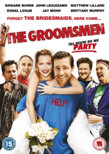 The Groomsmen, DVD DVD