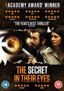 The Secret in Their Eyes, DVD DVD