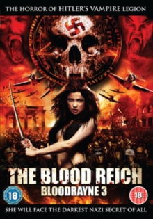 The Blood Reich - BloodRayne 3, DVD DVD