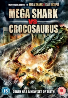 Mega Shark Vs Crocosaurus, DVD  DVD