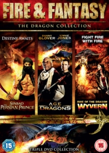 Fire and Fantasy - The Dragon Collection, DVD  DVD