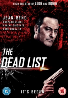 The Dead List, DVD DVD