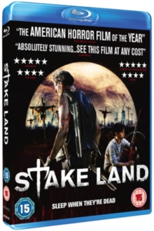 Stake Land, Blu-ray  BluRay