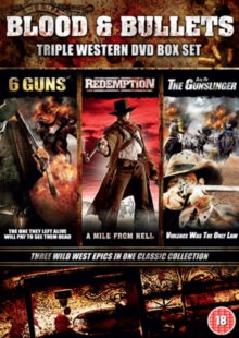 Blood and Bullets Collection, DVD  DVD